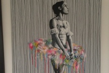 Martin Whatson canvases