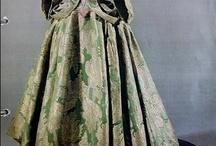 Fashion XVII century