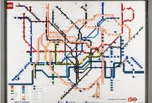 Alternative Tube maps / From LEGO Tube maps to art pieces created by David Booth.   These are the best of the reimagined and alternative London Underground maps.