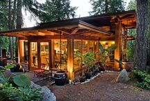 UNIQUE HOMES / Random Homes and Home Stuff / by Tina Johnson Sanders
