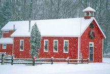 WINTER WONDERLAND / Snow & Ice in Many Stunning Settings! / by Tina Johnson Sanders