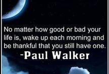 paul walker ( just an angel !!)