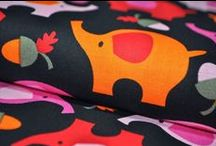 Fabric Pattern by Josephine Blay / Have a look at my fabric design.