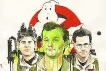 Fan Art / Highlighting your hobbies.  / by Ghostbusters