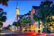 Charleston LOVE / Everything you want to know about Charleston SC & why we LOVE everything about our Holy City #ExploreCharleston