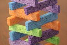 Blocks and construction