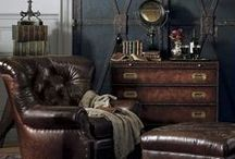 SteamPunk & Old Beautiful Furniture & Places / People have got many life styles, this is one of them - my favourite.