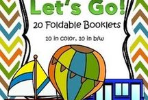 Transportation Theme / This is a collection of Transportation themed resources for your preschool, pre-K and Kindergarten aged children, to use both at school and at home. Make hands-on, interactive learning games and activities with these creative free, and low-cost printable pages.