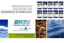 BHT / Prodotti e servizi per efficienza energetica.