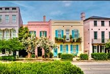 Around Chucktown / Lovely locations in and around Charleston SC #ExploreCharleston