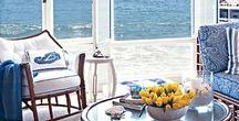 Sea Rooms / Sea theme decor