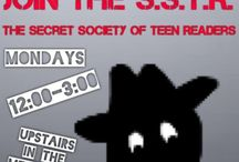 The S.S.T.R. / The Secret Society of Teen Readers