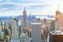 Moving to New York / We can help you to move to and from New York.