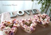 Serendipity Style Wedding Items / SereendipityFlowerの手がけるウェディングアイテム