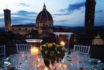 dinner with a view / Beautiful view and dinner from prestigious locations