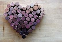 """Popping corks / """"You can't buy happiness but you can buy wine, and that's kind of the same thing."""""""