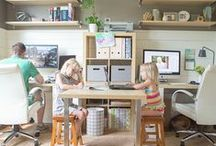 Study/Home Office/Guest Room Ideas