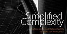 "Simplified Complexity / About my new book ""Simplified Complexity - Method for advanced NURBS modeling with Rhinoceros"""