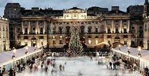 Christmas in London / There's nothing as magical as Christmas in the Capital. Have a browse through our favourite things to do and see in London at Christmas.