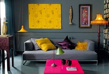 Strong colours for the home