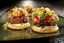 Food: Party Food/Appetizers / by Debbi