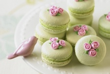 Food {Sweet} / Yummy foods and recipes that may perhaps contain some amount of sugar. Everything needs more sugar.