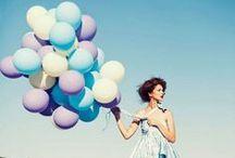 Balloons / by Karen Cox