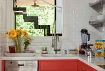 Cool Kitchens