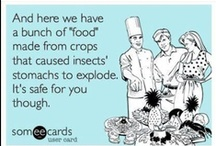 Health, Monsanto, and GMOs / by Sandy Robben