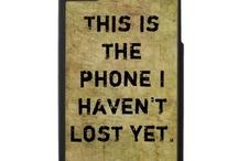 I Phone Covers / by Karin Shapiro
