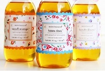 Bath & Body Product Labels / by Lightning Labels