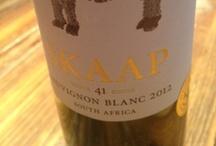 Wijn uit Zuid-Afrika  / Allemaal mooie foto's van wijnen uit Zuid-Afrika
