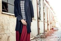 modest clothing / by Rihab Abba
