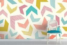 Geometric / Geometric patterns in the home have never been more stylish. Check out these fantastic images demonstrating cool ideas on how to incorporate the Geometric trend into your home!