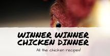 Chicken Recipes / All the Chicken Recipes! Grilled chicken, baked chicken, chicken kebabs, roasted chicken, fried chicken, and more. chicken crockpot recipes, chicken breast recipes, chicken thigh recipes.