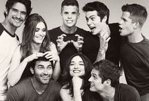 Teen Wolf / Pics Of All Of Teen Wolf
