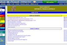Settore Amministrativo / Indice dei corsi nel settore Contabilità, Finanza e Contrrollo alla pagina  http://www.multisalanetwork.it/catalogo/finanza/index.htm