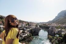 Mostar, Bosnia & Herzegovina / All photos are my own. Visit thebosnianaussie.com for more blog posts.