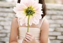 Flower girls & page boys / Pretty looks for flower girls and handsome page boys