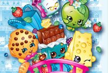 Shopkins / Once you shop you can't stop!!