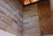 Rockface Sandstone / Aussietecture is Australian stone supplier. www.aussietecture.com.au