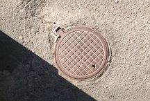 My Own Pictures/Covers / Manhole covers and grates - but primarily things I have no idea what are ... but I kind of like them anyway
