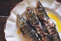 Cuisine - Poissons (maquereaux, sardines et anchois) / by Camille D.