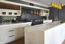 Diespeker Worktops / A range of our beautifully bespoke marble countertops.