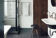 Beautiful Bathroom Ideas / Bathrooms we're envious of.
