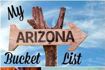 Arizona Scenic Pics / Awesome pictures of Arizona and things to do in Arizona. #Arizona