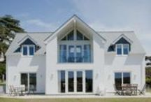 The Cottage - a self-catering holiday cottage in Daymer Bay, North Cornwall by Latitude50. / The Cottage is just a stone's throw away from the beautiful beach of Daymer Bay and a network of scenic coastal walks.  Find out more here: http://www.latitude50.co.uk/our-cottages/daymer-bay-holiday-cottages/the-cottage