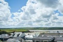 17 Slipway - a self-catering holiday cottage in Rock, North Cornwall by Latitude50. / This charming Rock town house is positioned above the Rock Sailing and Water Ski Club, with beautiful views of the estuary and beyond.  Find out more here: https://www.latitude50.co.uk/explore-our-properties/north-cornwall/rock/17-slipway