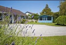 Maidenover - a self-catering holiday cottage in Rock, North Cornwall by Latitude50. / Maidenover occupies a secluded and peaceful position overlooking rolling green fields. Here you are close to the scenic footpath that leads down past the golf course to Rock Beach.   Find out more here: https://www.latitude50.co.uk/explore-our-properties/north-cornwall/rock/maidenover