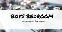 boys bedroom ideas / boys bedroom decor ideas, DIY decor, teen, tween, room ideas.